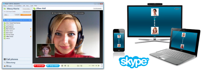 ITIN THROUGH SKYPE